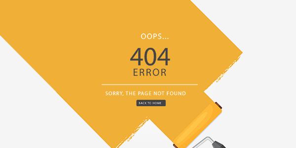 404 Error Resolving